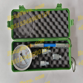 Mechanical pressure gauge with pointer of 0~400Mpa, suitable for all pressure detection