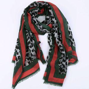 Image 3 - ヒョウのスカーフの女性の冬のショール赤ラフエンドツイル綿高品質印刷パシュミナイスラム教徒ヒジャーブsjaalストールスカーフ女性