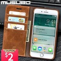 Mulubo-Funda de lujo para tarjetas para iPhone SE 2020 11 Pro Max X XR, Funda de cuero con tapa, Funda tipo billetera SE 2, carcasa dura a prueba de golpes