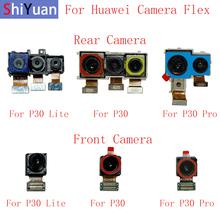 Tylna kamera przednia Flex Cable dla Huawei P30 P30 Pro P30 Lite główny duży mały moduł aparatu naprawa części zamiennych tanie tanio abdo CN (pochodzenie) For Huawei P30 P30 Pro P30 Lite Kamera tylna Back Rear Camera Flex Front Camera Flex