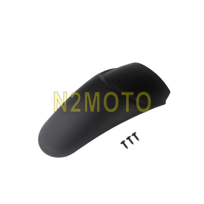 Front Fender Mudguard Extender Wheel Cover Guard Extension For BMW R NINE T R9T 2014-2019 Motorcycle ABS Plastic Splash Guard