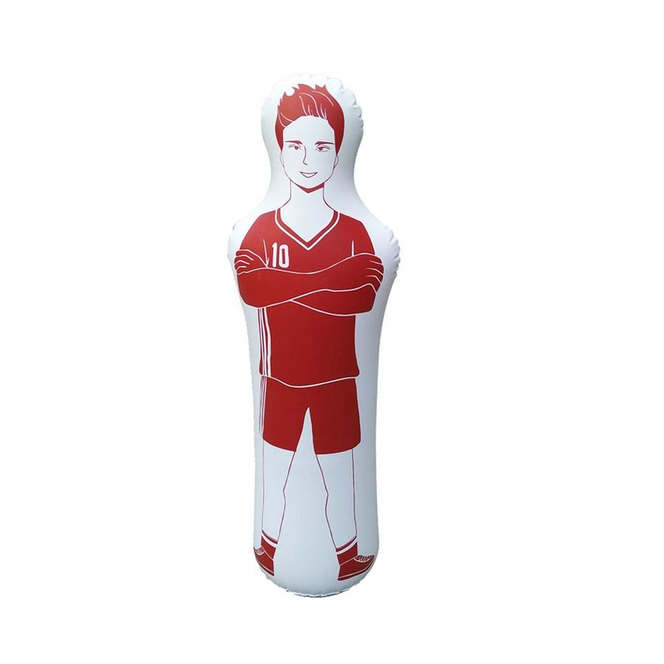 Soccer Football Tumbler Train Dummy Grappling Boxing Dummy Wrestling Bag 160cm R
