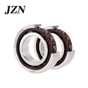 Free Shipping High Precision Paired Combination Spindle Ceramic Ball Machine Bearing HCB7009C.T.P4S.UL\XC7009E.T.P4S.DUL P4