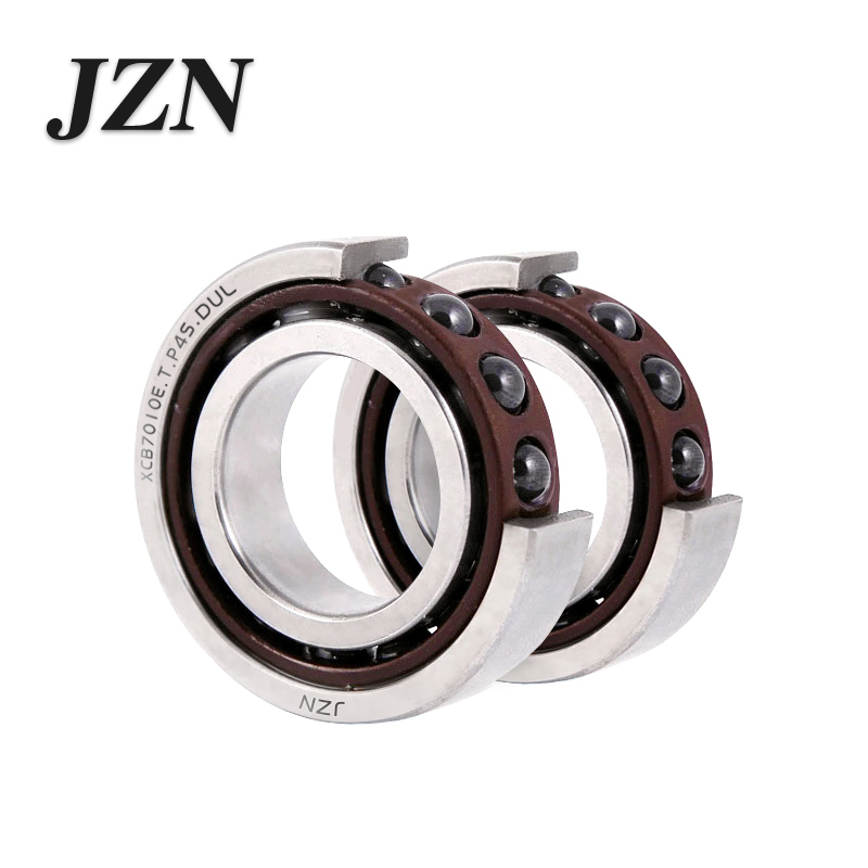 Free Shipping High Precision Paired Combination Spindle Ceramic Ball Machine Bearing HCB7210C.T.P4S.UL\XCB7210E.T.P4S.DUL P4