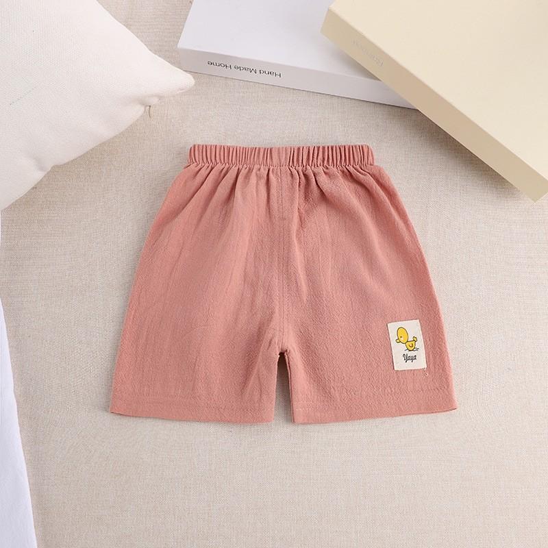 Children's Summer Unisex Shorts
