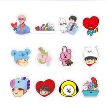 BTS BT21 Stickers Set (60 Pcs)