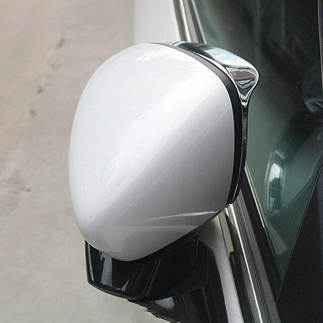 Купить для mazda 3 alexa 2019 2020 автомобильная наклейка на зеркало картинки цена