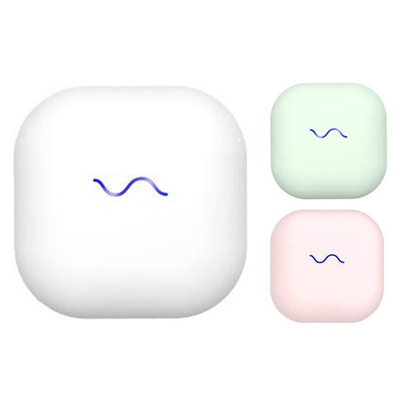 Mini UVC Toothbrush Cover - Portable Toothbrush Case - Wall Mount Rechargeable Travel Toothbrush Case