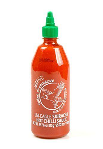 Uni-Eagle - Sauce Piment Fort Sriracha 815 G