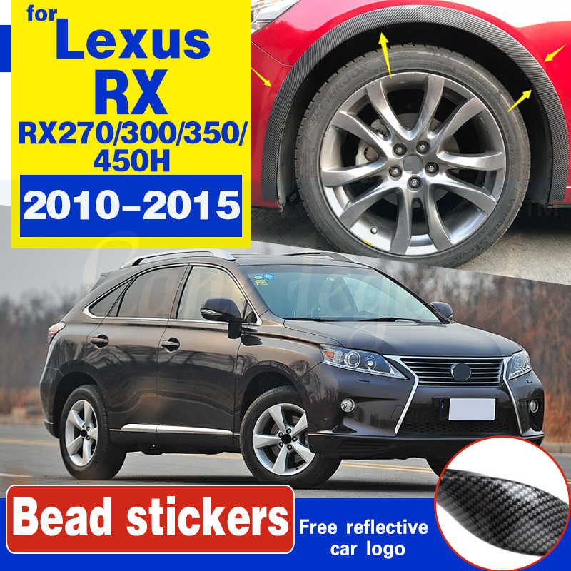 2010-2015 LEXUS RX350 CHROME EMBLEM REAR NAME PLATE 2010 2011 2012 2013 2014 15