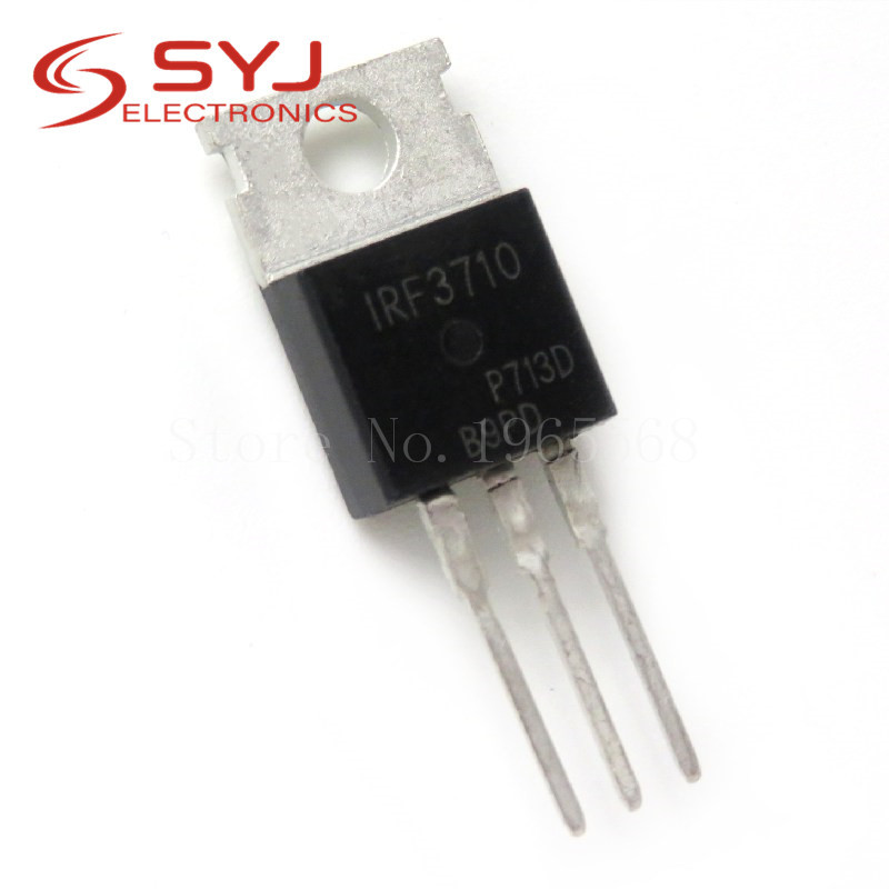 10 unids/lote IRF3710 IRF-3710 a-220 57A 100V en Stock