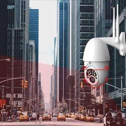 Xiaovv V380-522 360 ° Panorama 1080P Wasserdichte IP Kamera H.265 Infrarot Nacht Version Erkennung WIFI Kamera Baby Monitore