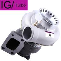 Para gt35 gt3582 t3 turbo a/r. 63 turbina a/r. 70 400-600hp anti-impulso turbocompressor para r32 r33 r34 rb25 rb30