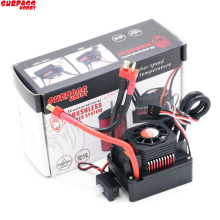 Waterproof 25A 35A 45A 60A 80A 120A 150A ESC Brushless Senseless Speed Controller T / XT60 plugfor 1/8 1/10 1/12 1/20 RC Car