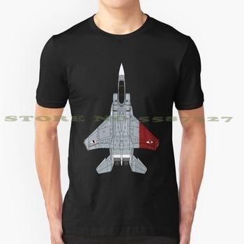 Ace Combat-Camiseta blanca y negra para hombre y mujer, equipo Galm, Pixy...