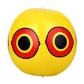Terror Augen Nützlich Wetterfeste Helle Farben Visuelle Abschreckung Durable Erschrecken Schnelle Abweisend Luftballons Zuverlässige Stoppt Pest Vogel-in Abwehrmittel aus Heim und Garten bei