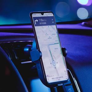 Image 5 - Xiaomi chargeur de voiture sans fil déformation électrique 20W haute vitesse sans fil Flash charge rapide voiture support pour téléphone