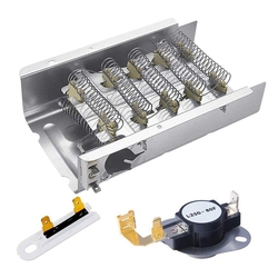 279838 Dryer Heating elements 3977767 3392519 Dryer Heating elements Kit for Whirlpool, Kenmore, Roper, Maytag, Estate, Inglis D