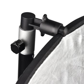 Odbłyśnik fix zaciski fotografia tło studyjne klipy owalne uchwyty odblaskowe photo square diffusor stabilizator elastyczny zacisk tanie i dobre opinie CN (pochodzenie) AE13 Nieregularny kształt 0 2KG