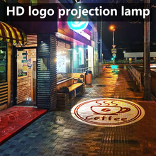 HD projector logo light outdoor logo light High definition outdoor use Led gobo dispaly for advertising Logo projector light