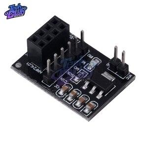 NRF24L01 модуль беспроводного адаптера новый разъем плата адаптера для 8Pin