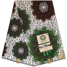 African wax print fabric 24x24 material 6 yards of nigeria soft high quality Ankara for women dress
