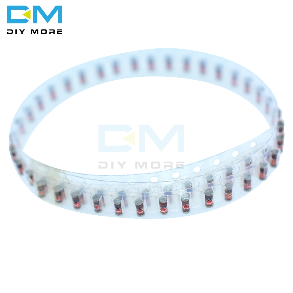 2500 PC LL4148 LL-34 1N4148 IN4148 SMD SWITCHING DIODES SMT