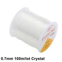 0.7mmX100m Crystal