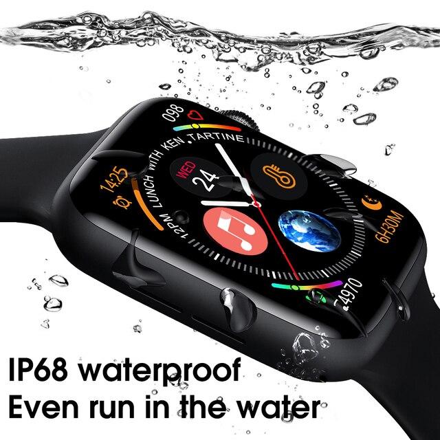 Zurexa W26 Smart Watch Men Women Heart Rate Monitor Blood Pressure Smartwatch IP68 Thermometer ECG Smart Watches Bluetooth Call 6