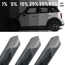 300 см x 50 черная Тонирующая пленка для окна автомобиля тонирования
