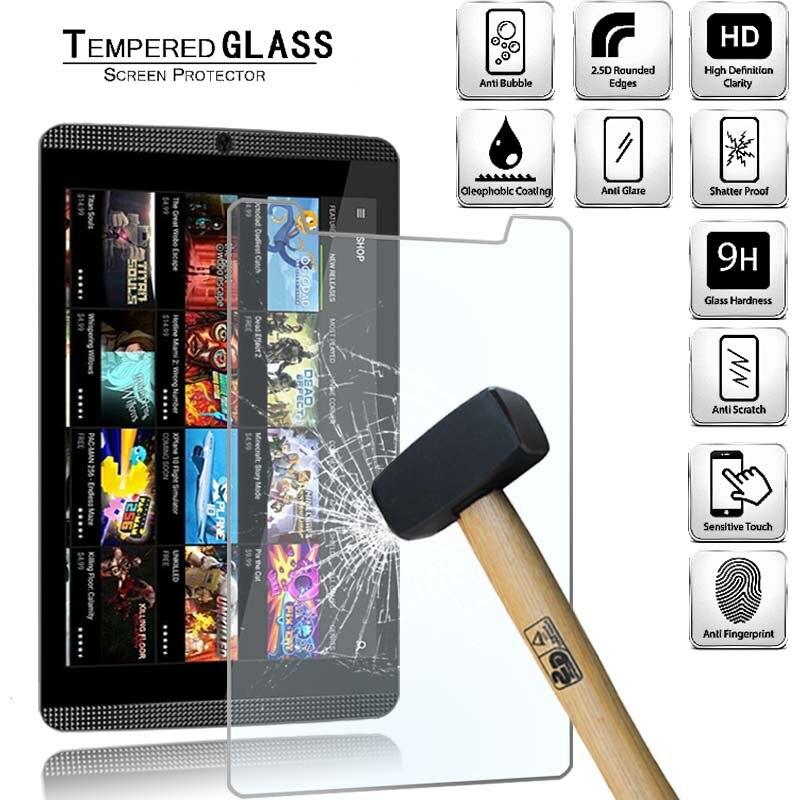 Tablet Gehärtetem Glas Screen Protector Abdeckung für Nvidia Schild K1 8-zoll Tablet Computer Bildschirm High-Definition Tragen-beständig