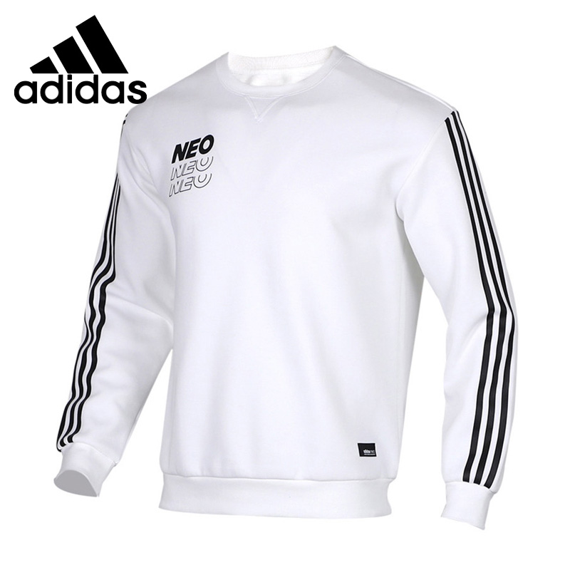 Original New Arrival  Adidas NEO M SS GRPHC SWT Men's Pullover Jerseys Sportswear