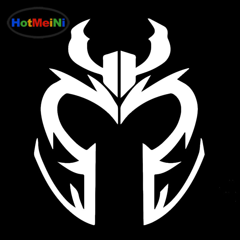 EmpireYing Magneto Helmet <font><b>X</b></font> Men Patron Saint of The Sci-fi Movies Car Sticker SUV Motorcycles Car Styling Vinyl Decal <font><b>8</b></font> Colors image