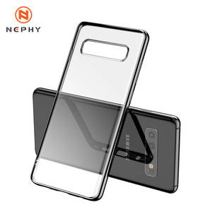 Soft Clear Case For Samsung Galaxy S8 S9 S10 Plus E Note 8 9 10 Pro M10 M20 M30 A10 A20 A30 A40 A50 A60 A70 A80 Back Cover Coque(China)