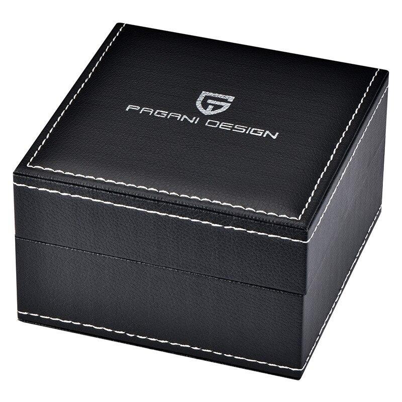 PAGANI DESIGN Box / High-end Leather Watch Box / Gift Box