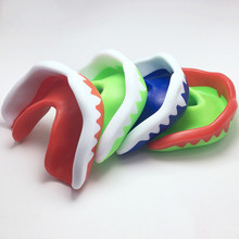 Sports Teeth Protector Boxing Gum Shield Mouth Guard Tooth Brace Protection Reusable Safety Basketball Rugby