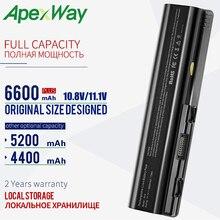ApexWay 11,1 В ноутбука Батарея для hp Pavilion dv6 dv5 dv4 CQ60-210 HSTNN-CB72 HSTNN-CB73 HSTNN-DB72 HSTNN-DB73 HSTNN-IB72