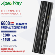 ApexWay 11.1v Laptop Battery for HP Pavilion dv6 dv5 dv4 CQ6