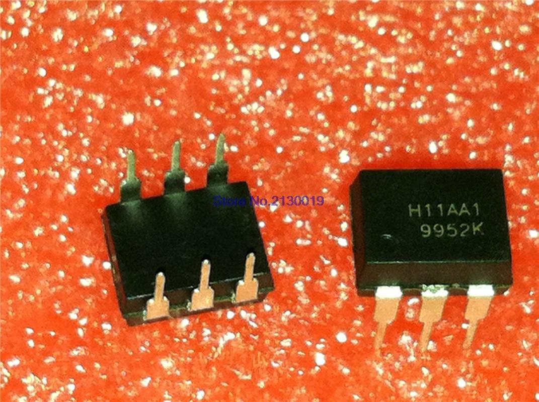 4pcs/lot H11AA1 ELH11AA1 DIP-6 In Stock