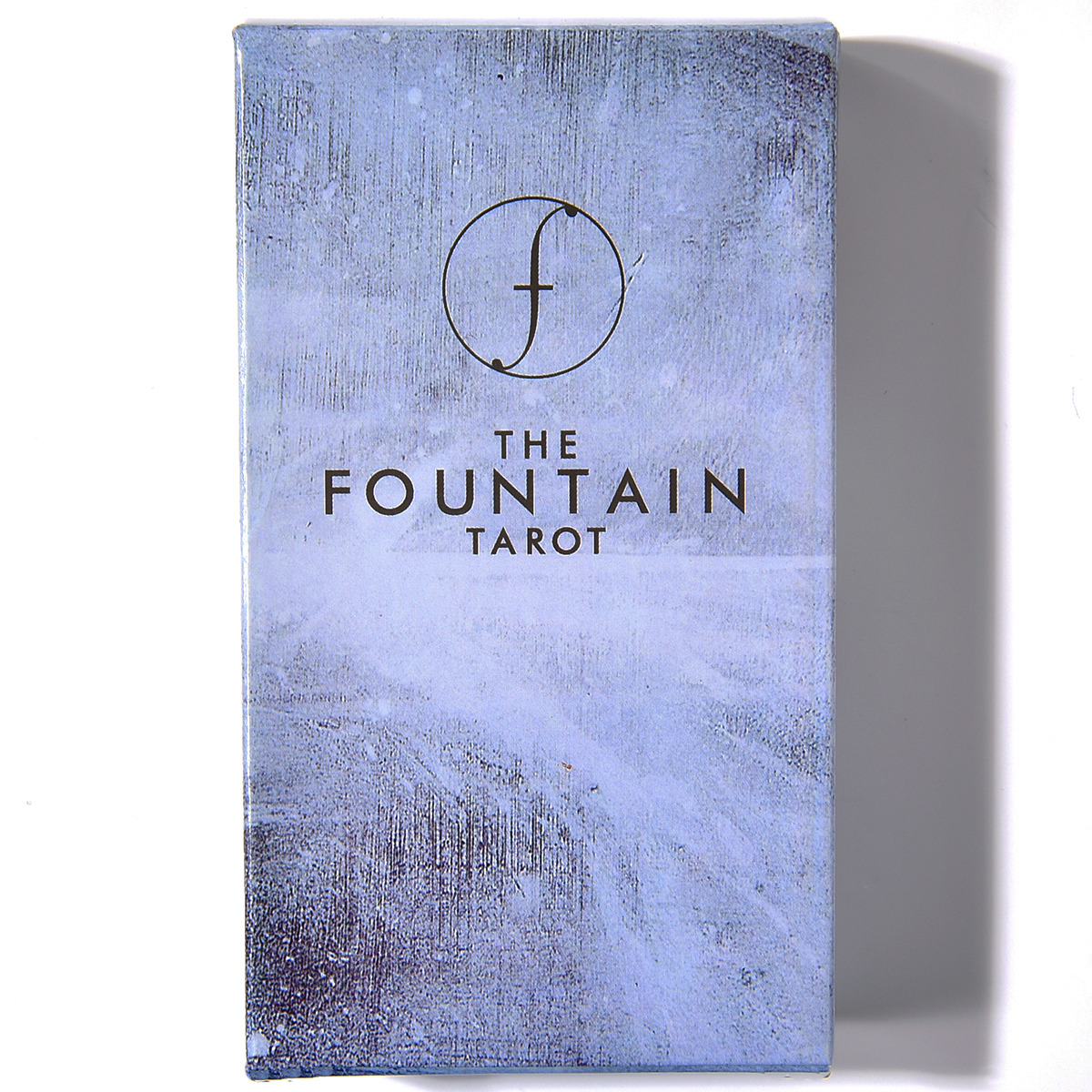 The Fountain Tarot Illustrated Deck Oracle Guide Book Waite Rider 79 Card Divination Fortune Telling Kit