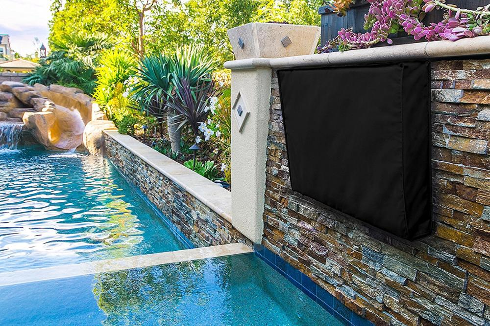 Outdoors Television Hood Dust-proof And Waterproof