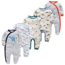 5pcs Pyjamas Newborn Girl Boy Pijamas bebe fille Cotton Breathable Soft ropa bebe Newborn