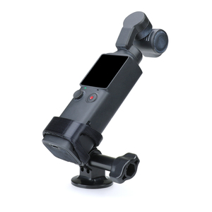 Image 3 - Tripod Extension Adapter For FIMI PALM Gimbal Camera Fixed Adapter Mount Backpack clip Holder Accessories stable holder