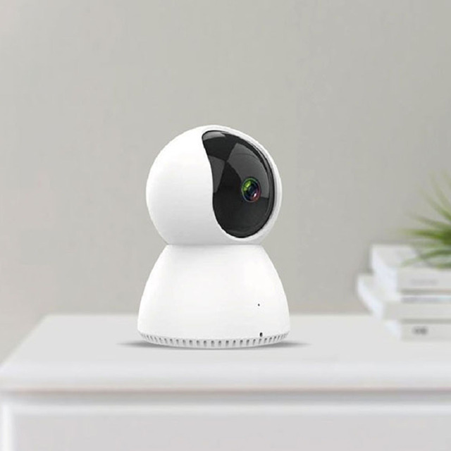 Newest SMARTROL H.265 HD 1080P 360° Night Version PTZ IP Camera Wireless Security WIFI Onvif IP Camera Home Baby Monitor