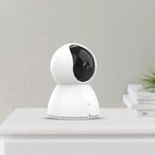 Yeni SMARTROL H.265 HD 1080P 360 ° gece görüş PTZ IP kamera kablosuz güvenlik WIFI Onvif IP kamera ev bebek izleme monitörü