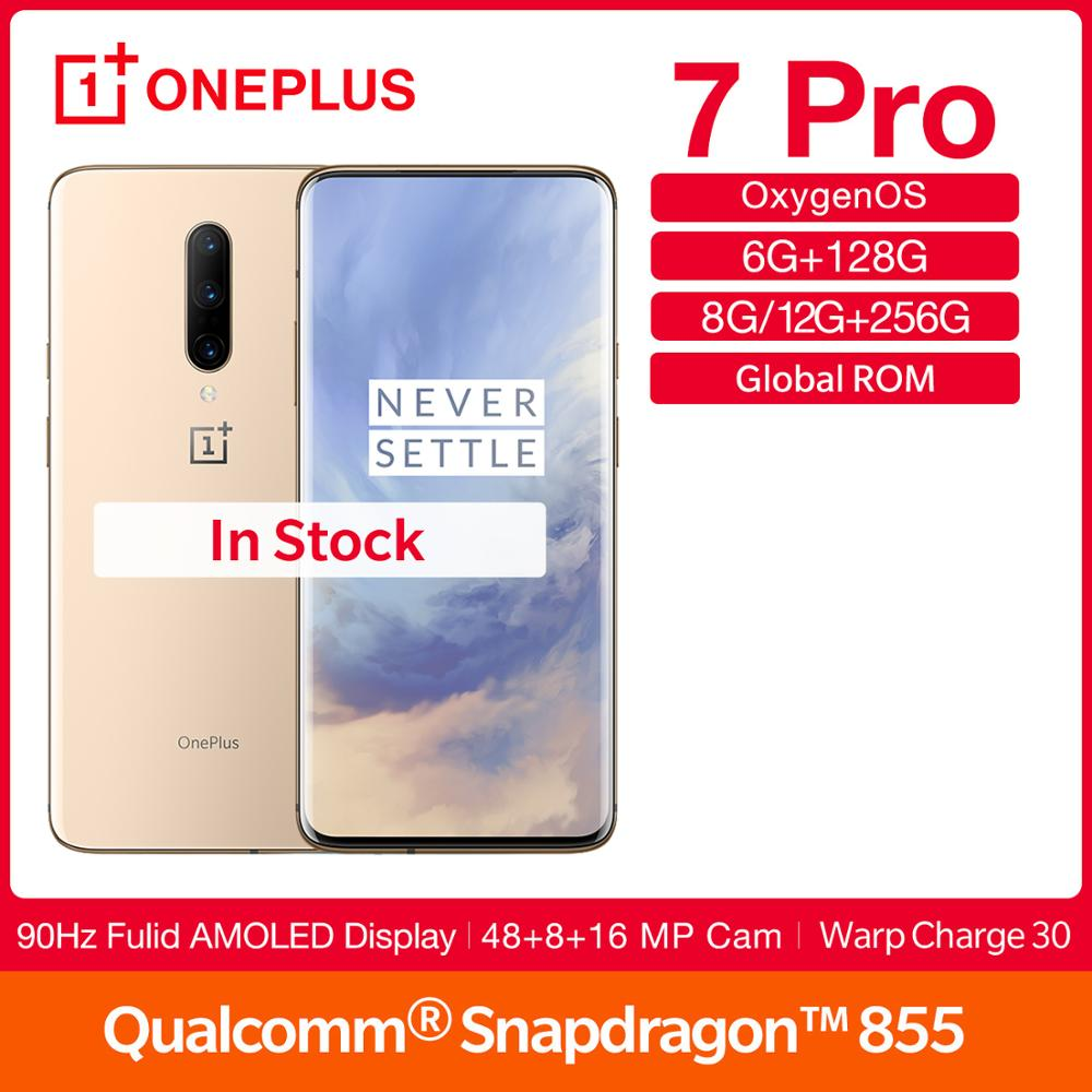 Rom Global OnePlus 7Pro 90Hz, pantalla de 6,67