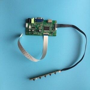 Плата контроллера для LP156WF6(SP)(B1)/(SP)(A1), светодиодный драйвер, EDP HDMI экран, EDP LCD, сделай сам, 15,6-дюймовый монитор, дисплей 1920X1080, комплект VGA