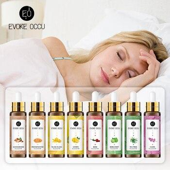 Lavender Essential Oils 10ML with Dropper Aroma Oil Cinnamon Peppermint Vanilla Rosemary Geranium Lemon Clove lemongrass Oil 1