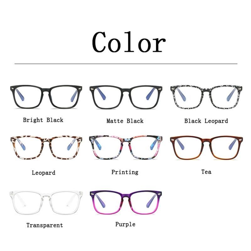 Image 5 - Women Bifocal Reading Glasses magnifier Men Rivets Retro Square Look Near Far Presbyopia Spectacles Can Custom Prescription N5-in Women's Reading Glasses from Apparel Accessories