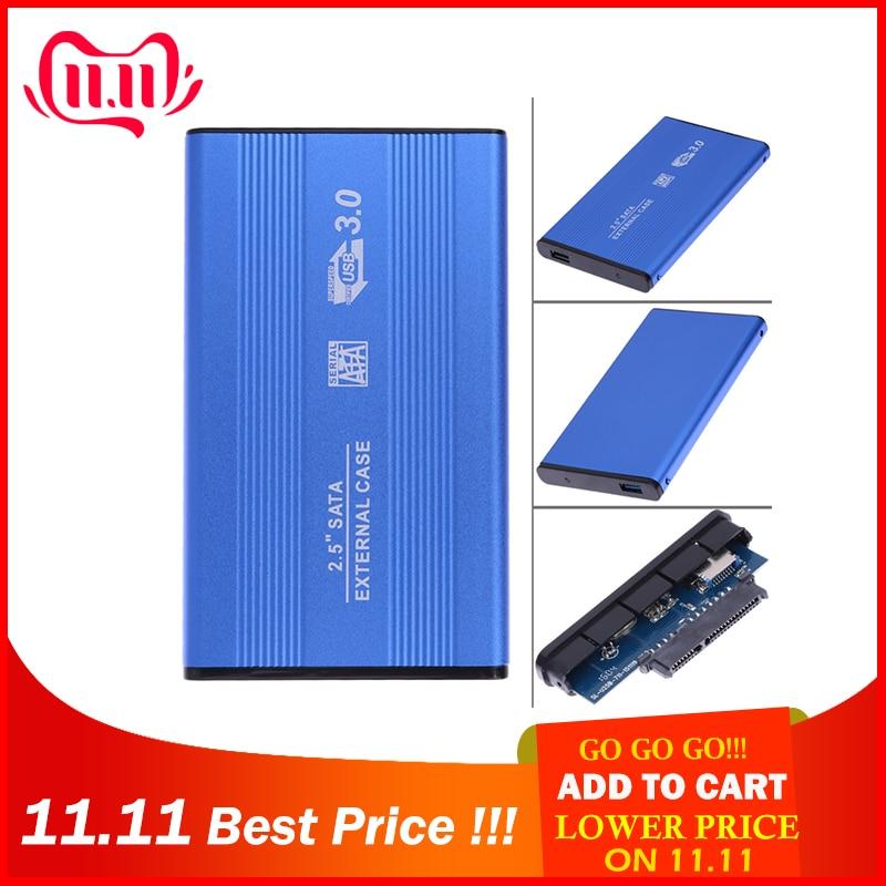 SATA Hard Drive HD Enclosure USB 3.0 SATA 2.5